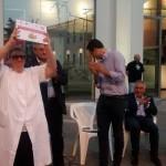 Consegna della Targa al Forno Eredi Fiasco
