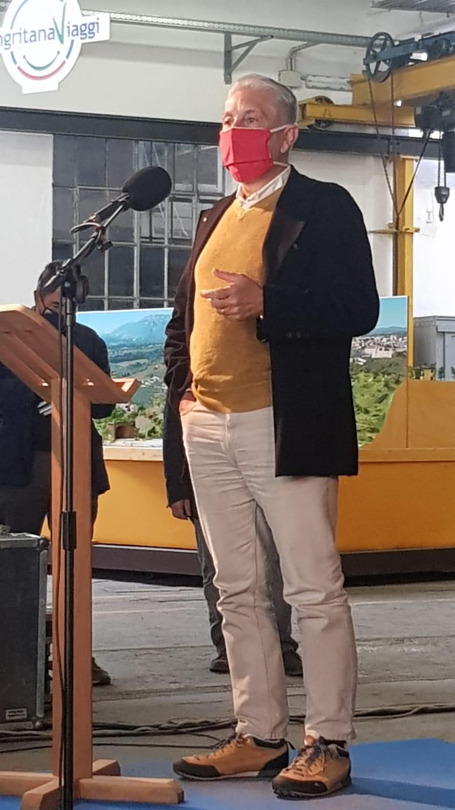 Stefano Asaro membro del Consiglio di Amministrazione del GAL Castelli Romani e Monti Prenestini