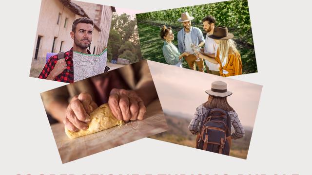 Live Webinar GAL - Cooperazione e Turismo Rurale
