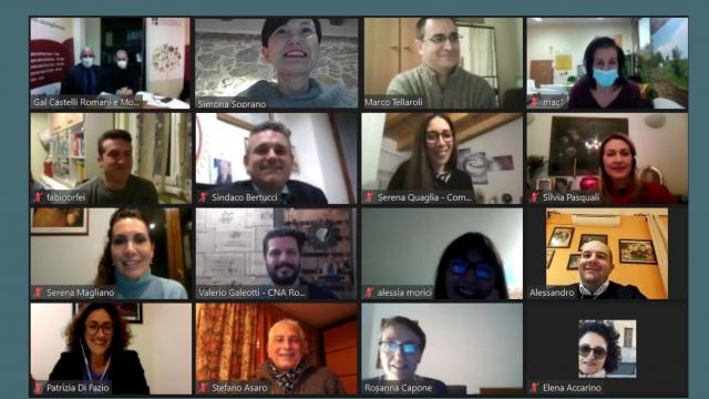 videoconferenza assemblea dei soci gal