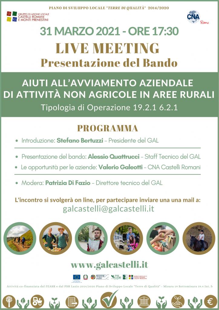 Locandina Meeting Bando 6.2.1